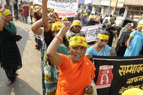 Demonstration arindambanerjee Shutterstock