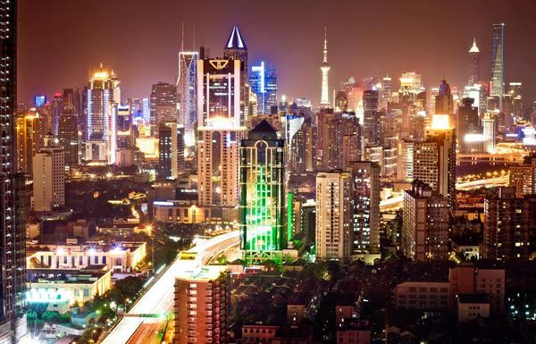 Shanghai   COLOURBOX3596783