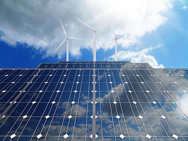 Vedvarende energi   COLOURBOX5577999