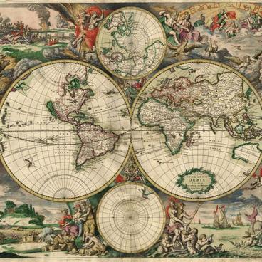 Kortets historiske udvikling