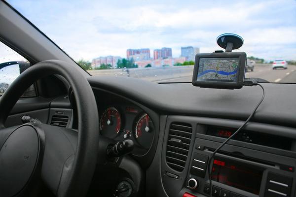GPS i bil   COLOURBOX24276501   mindsket