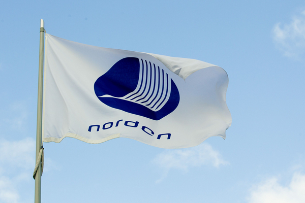 Nordisk Raads flag   Magnus Frderberg    norden org BY SA 4 0  mindre