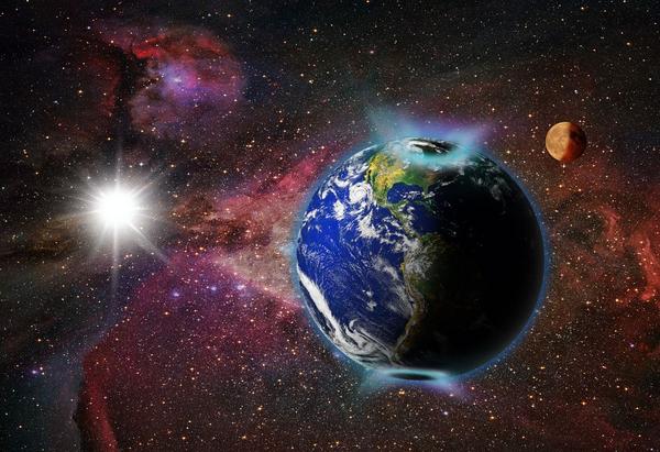 Atmosfæren - undervisningsmateriale til geografi