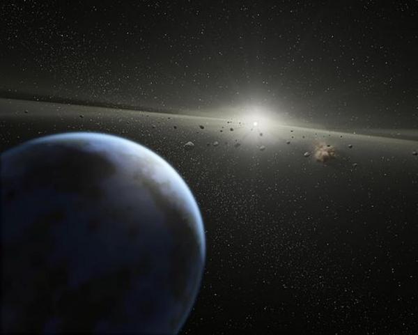 Asterioder   Grafik NASA