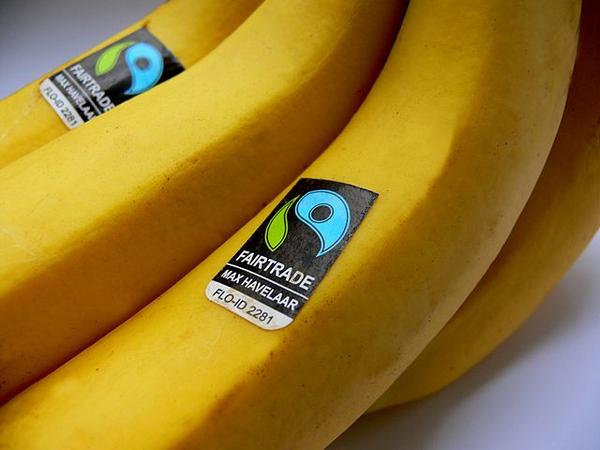 Fair trade bananer   Maxhavel  2008   Wikimedia Commons