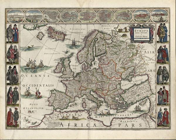 Korttyper   Willem Blaeu  1635  Nasjonalbiblioteket  2009  Flickr    mindsket