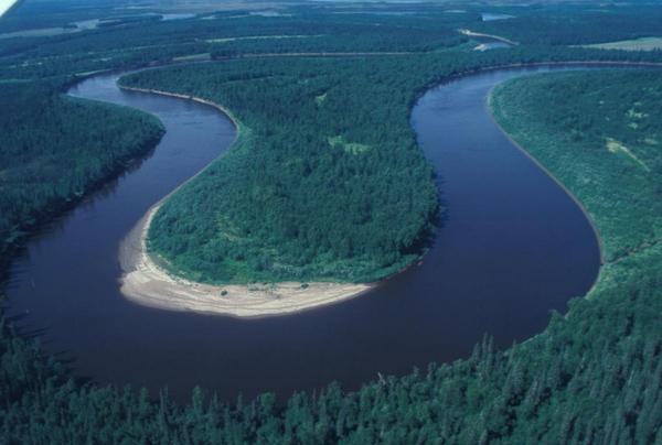Meandering River 2 Innoko NWR