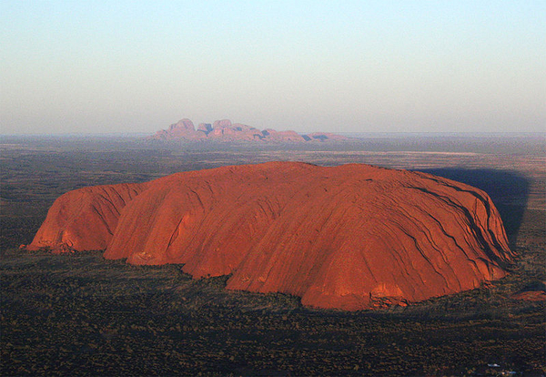 Uluru  Leonard G