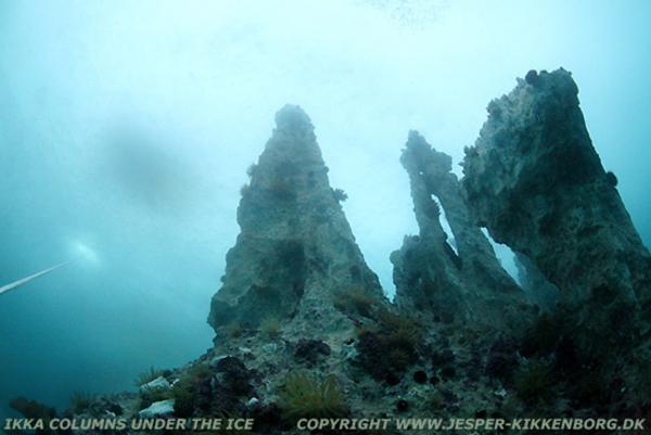 Geologien omkring ikasoejlen