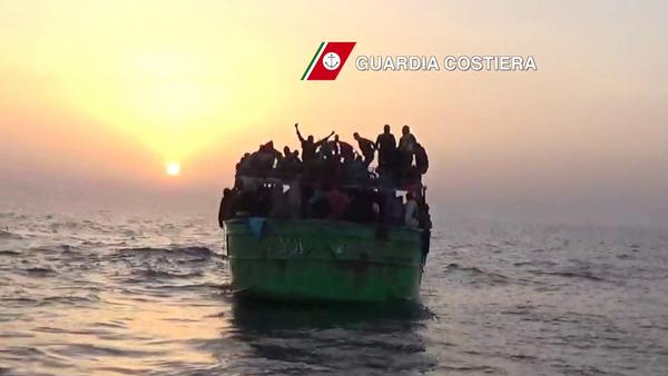 Flygtninge   AFP PHOTO  GUARDIA COSTIERA  2015   Scanpix   20150506 172953 2 10Mb