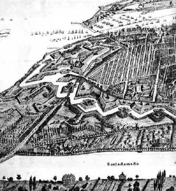 Til quizzen  Koebenhavn  1856  Wikimedie Commons