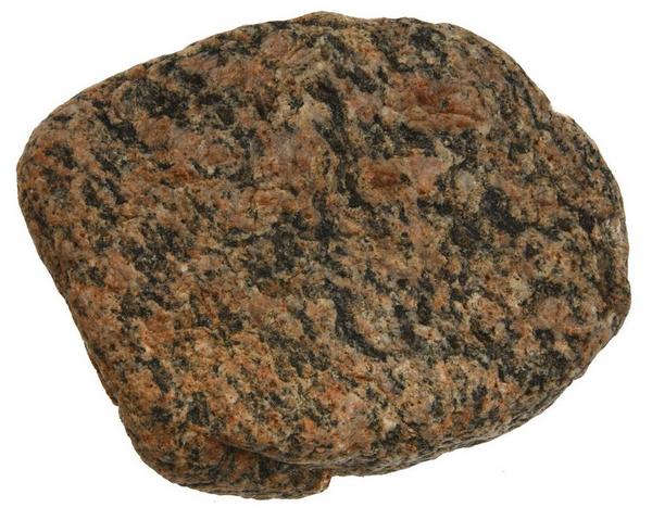 Bornholm stribet granit  gnejs