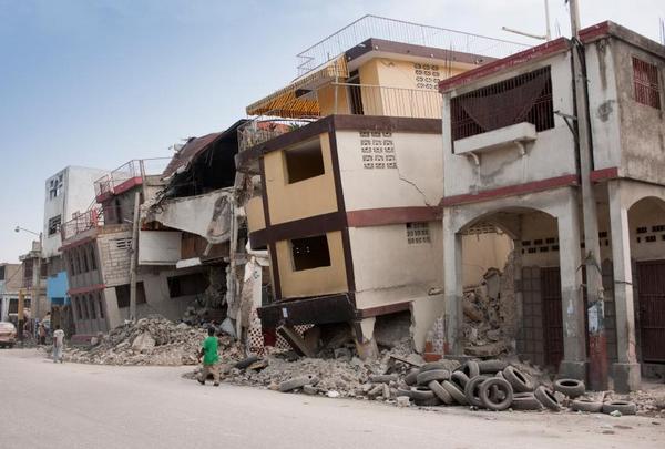 Jordskælv - undervisningsmateriale til geografi