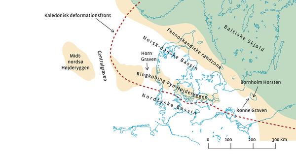 Danmarks undergrund   red