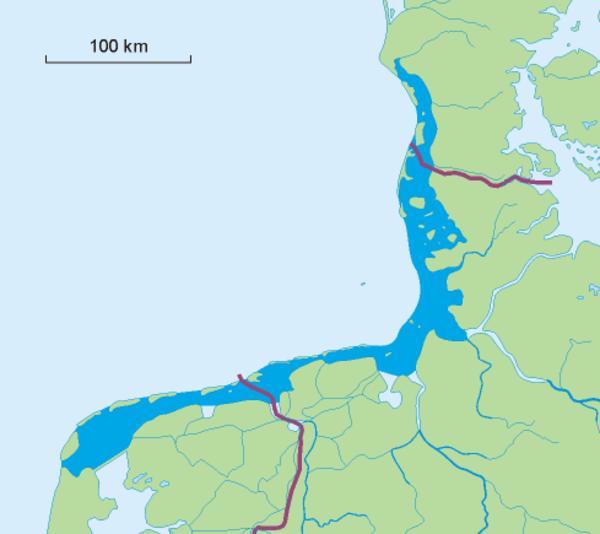 Vadehavet   Aotearoa  2007  Soerfm  2013  Wikimedia Commons