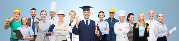 De tre hovederhverv - undervisningsmateriale til geografi