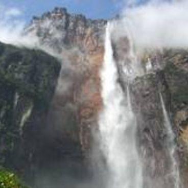 De højeste vandfald