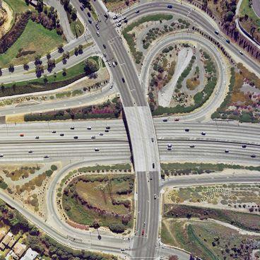 De største trafiknetværk i verden