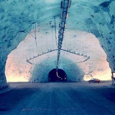 De længste tunneller