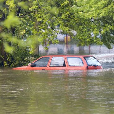 Oversvømmelser