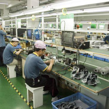 Kina som verdens fabrik