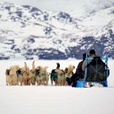 Opdagelsesrejsende i Grønland