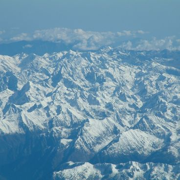 Bjergkæder