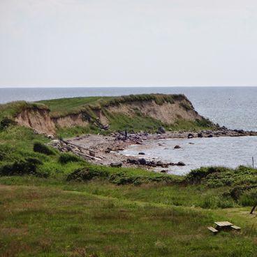 Det danske kystlandskab