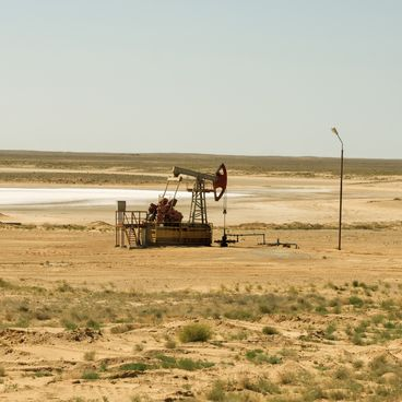 Dannelse af olie og gas