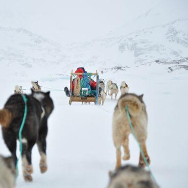 Erhvervsstrukturen i Grønland