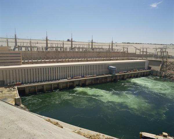 Aswan Dam   robertharding  1998   Scanpix   mindsket